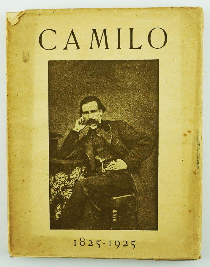 Livro do Centenário de Camilo (1925)