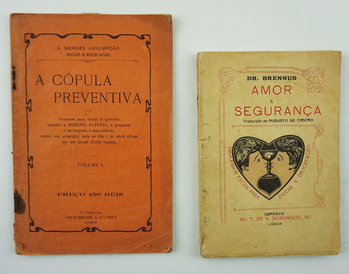 Livros sobre sexualidade início do século XX
