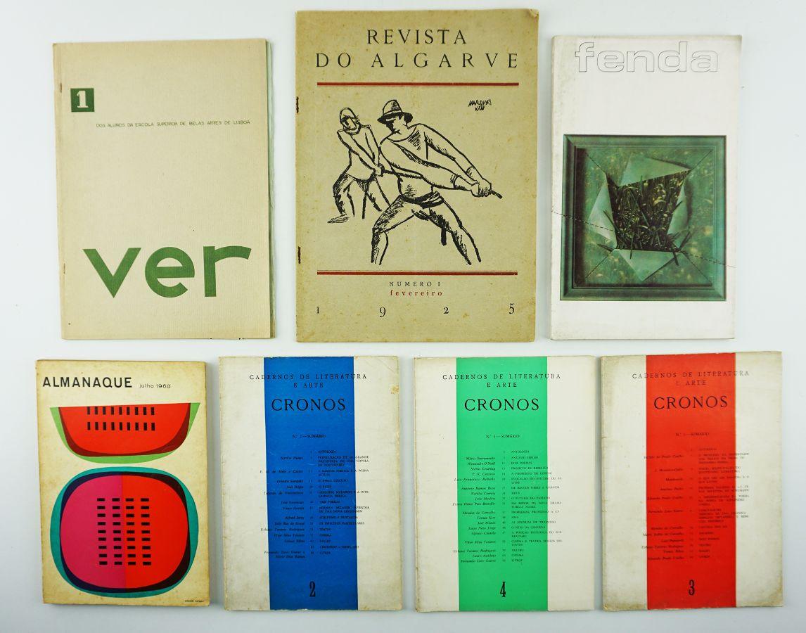 Revista literárias e de arte