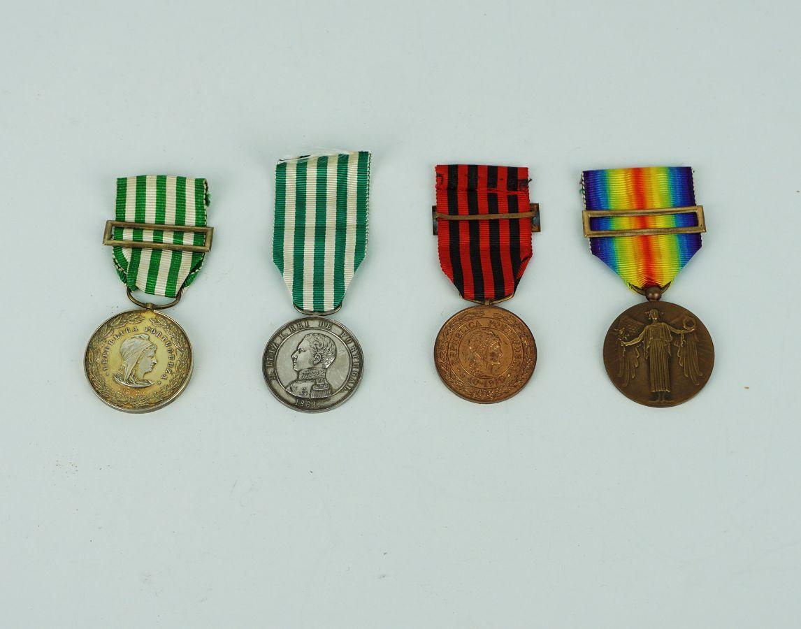 5 Medalhas