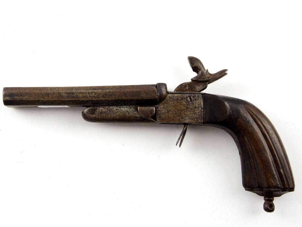Pistola de 2 canos