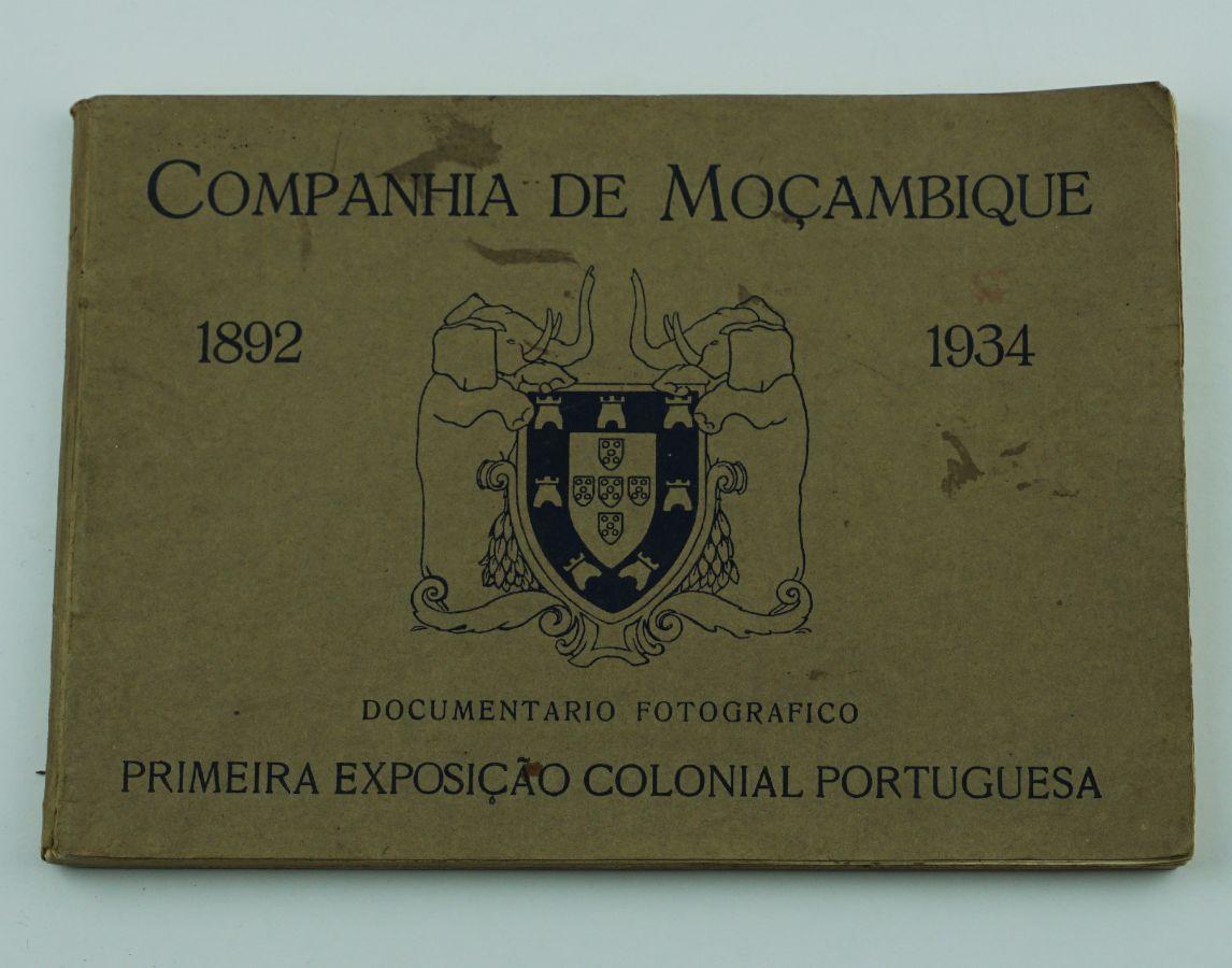 Álbum Companhia de Moçambique (1892-1934)