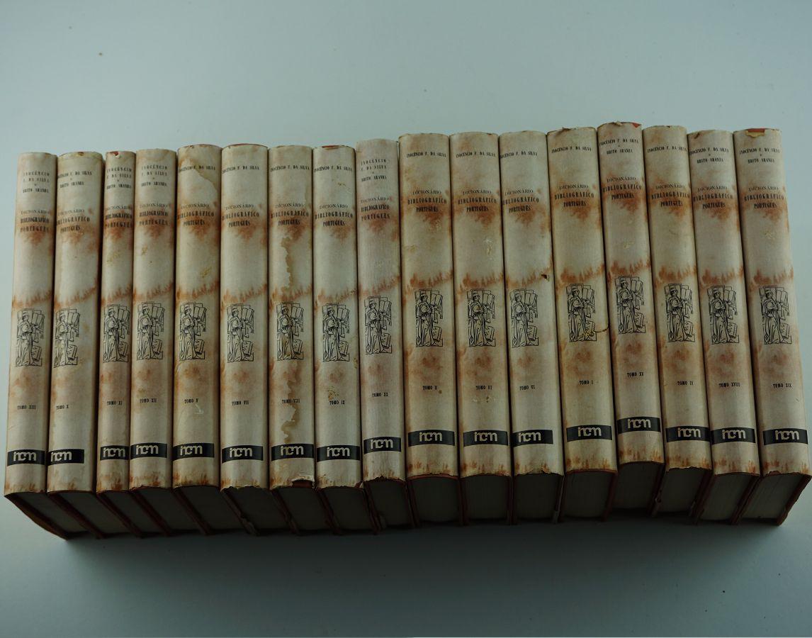 Dicionário Bibliográfico Português