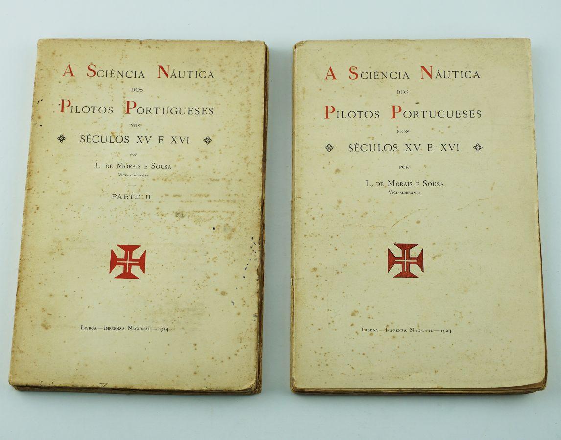A Sciência Náutica dos Portugueses nos Séculos XV e XVI