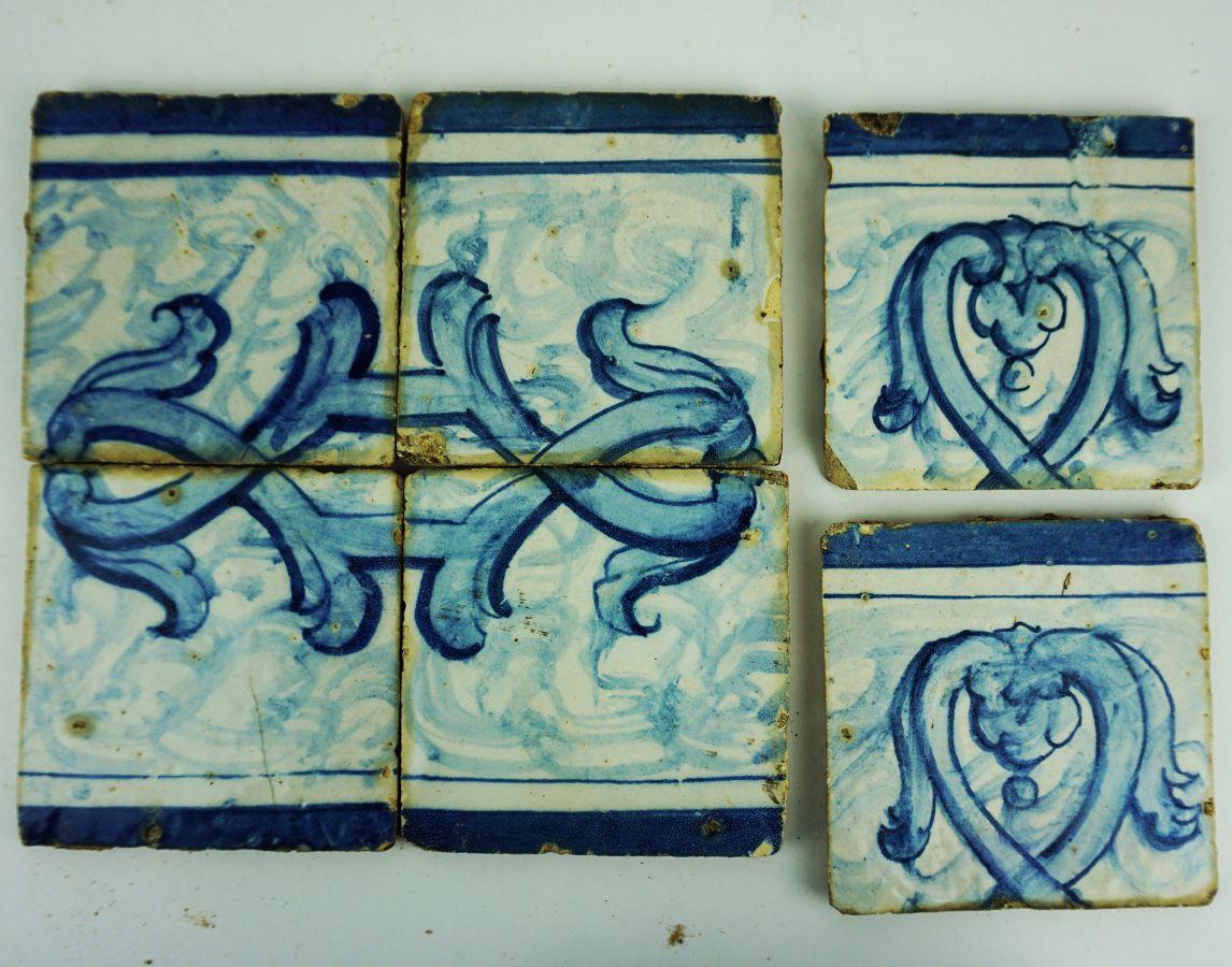 12 Azulejos