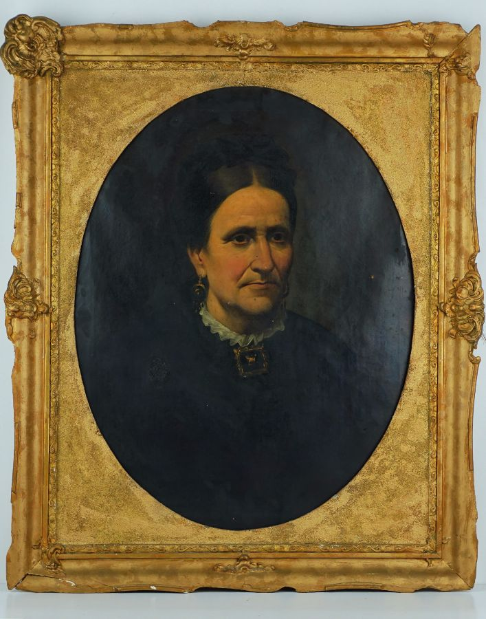 Retrato de senhora