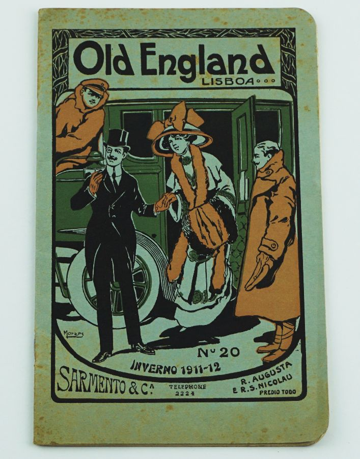 OLD ENGLAND.LISBOA.