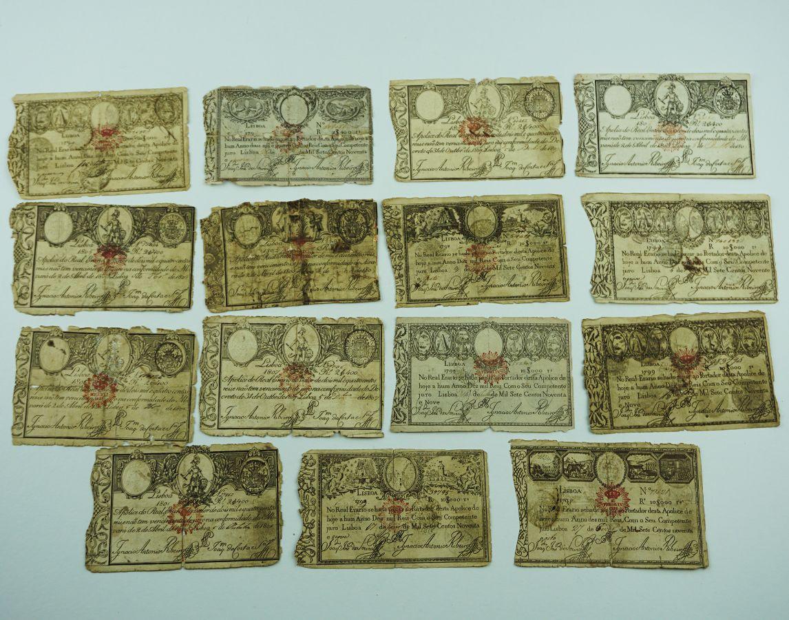15 Bilhetes do Tesouro