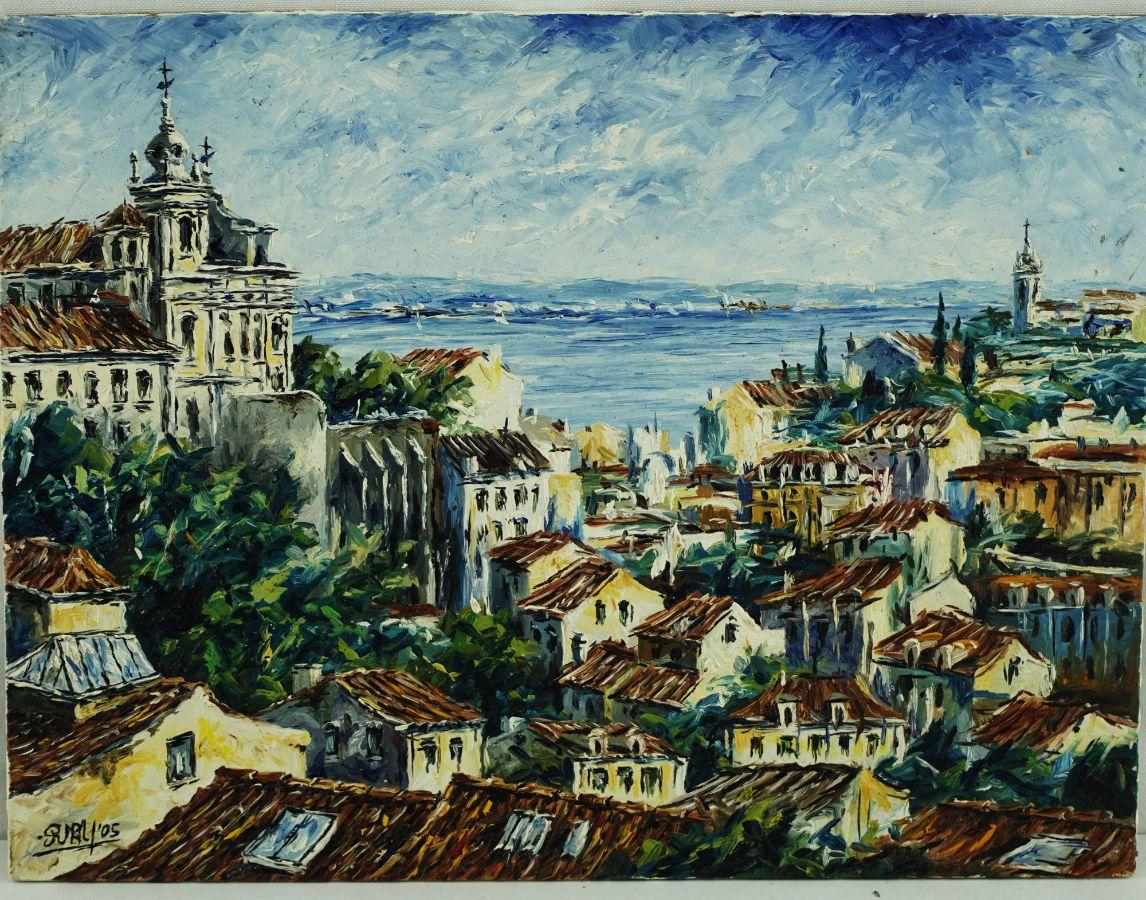 Lisboa com Tejo