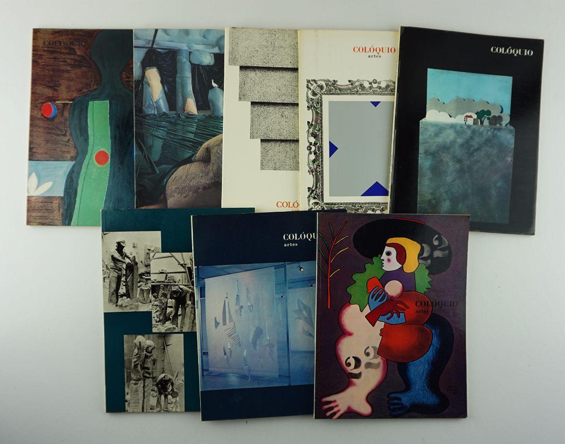 Revista Colóquio Artes e Revista Colóquio Artes e Letras