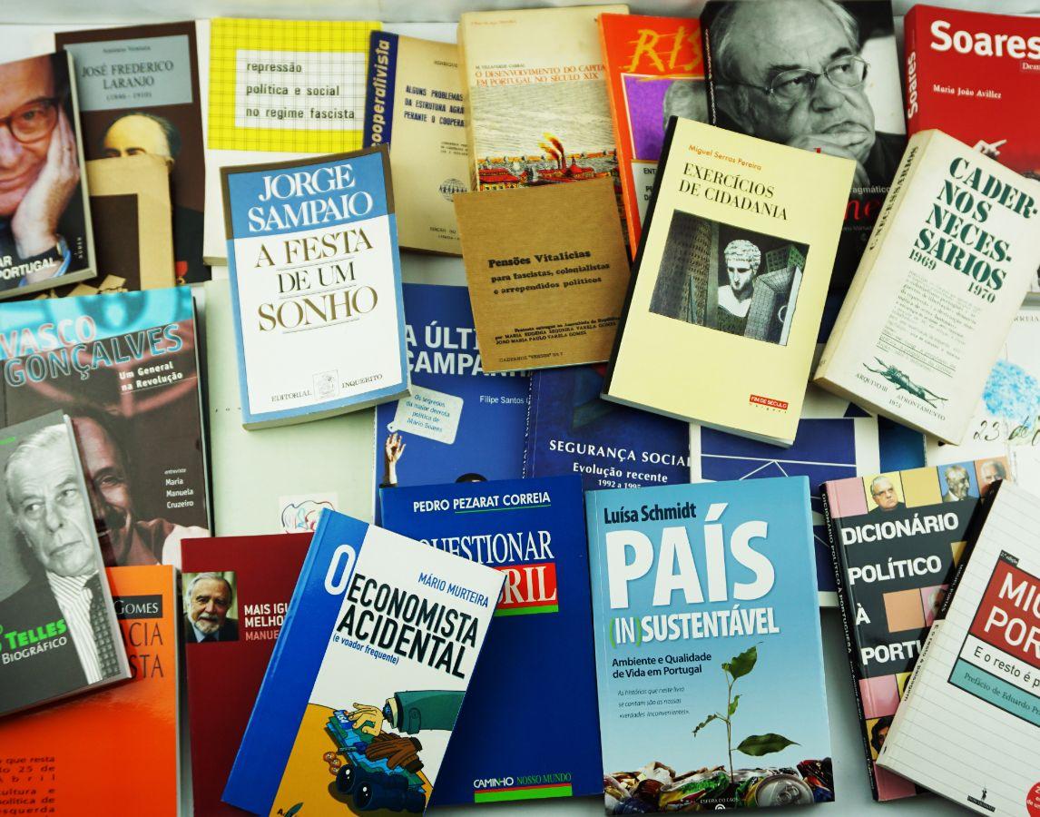Livros políticos Portugueses