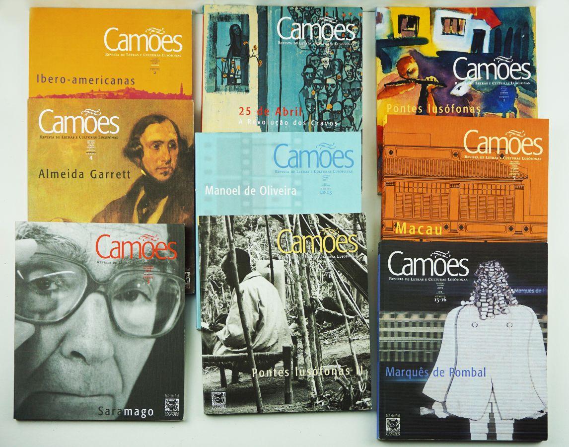 Camões. Revista de Letras e Culturas Lusófonas