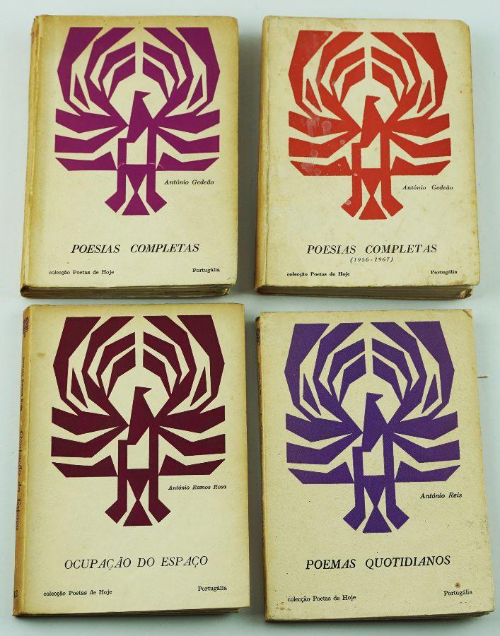 Colecção Poetas de Hoje ( Portugália )