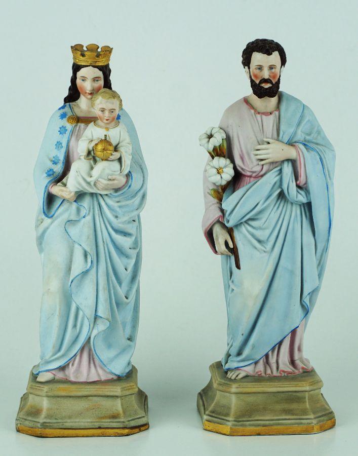 Nossa Senhora com O Menino e S. José
