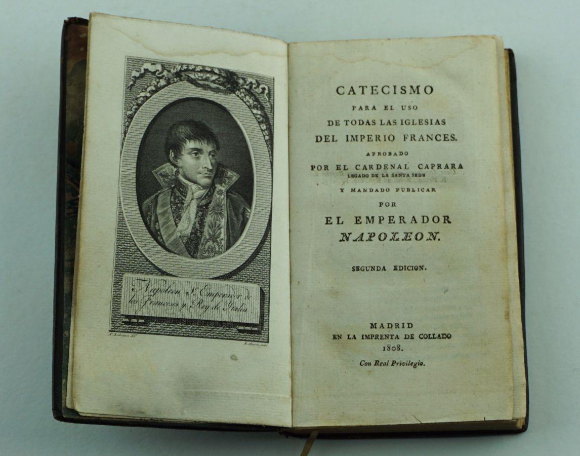 Catecismo Napoleónico (1808)