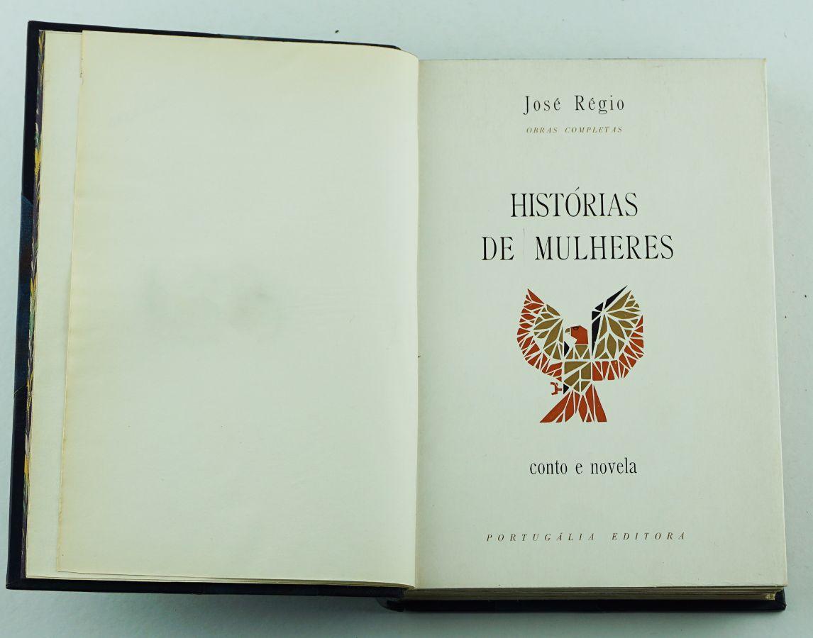José Régio, Histórias de Mulheres (edição especial)