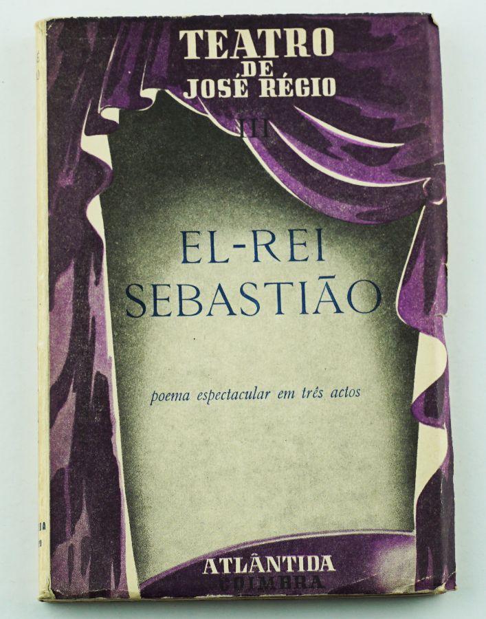 José Régio, (1ª edição)
