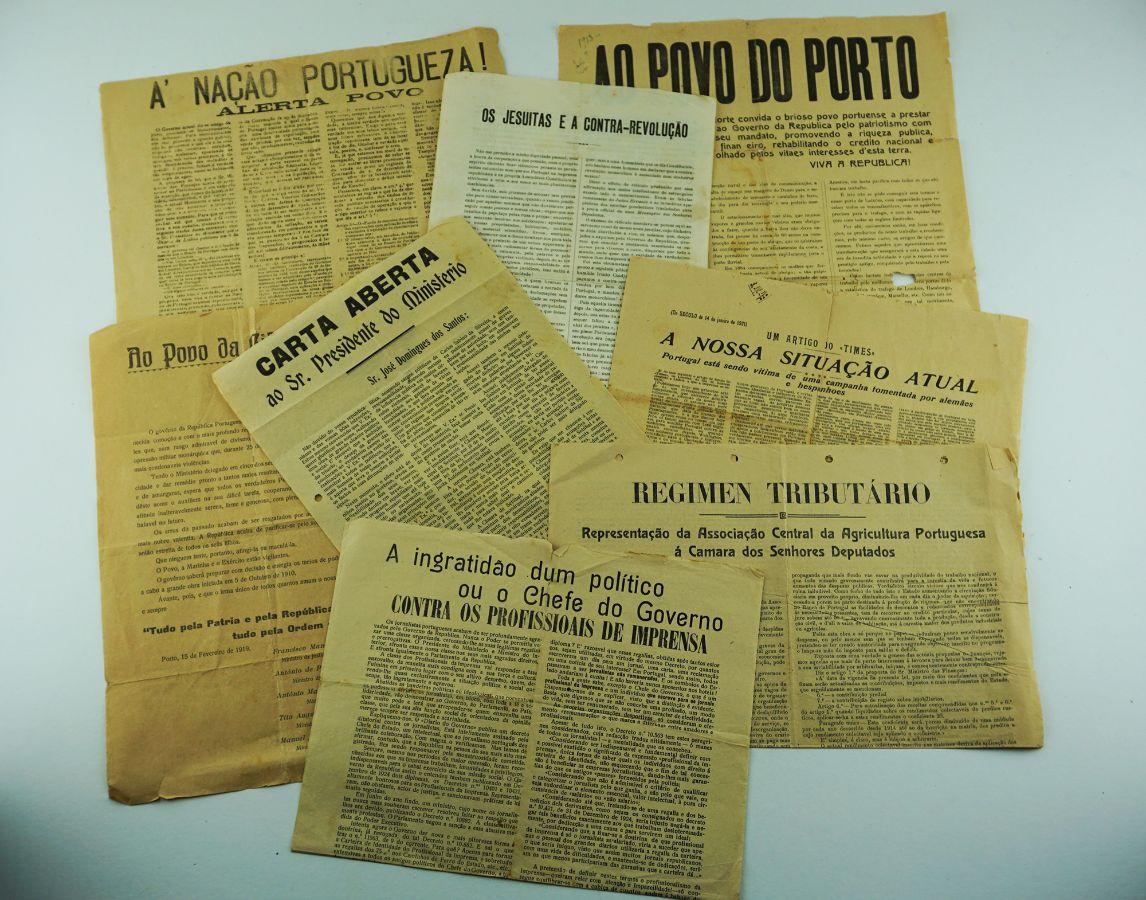 Manifestos Políticos da I República