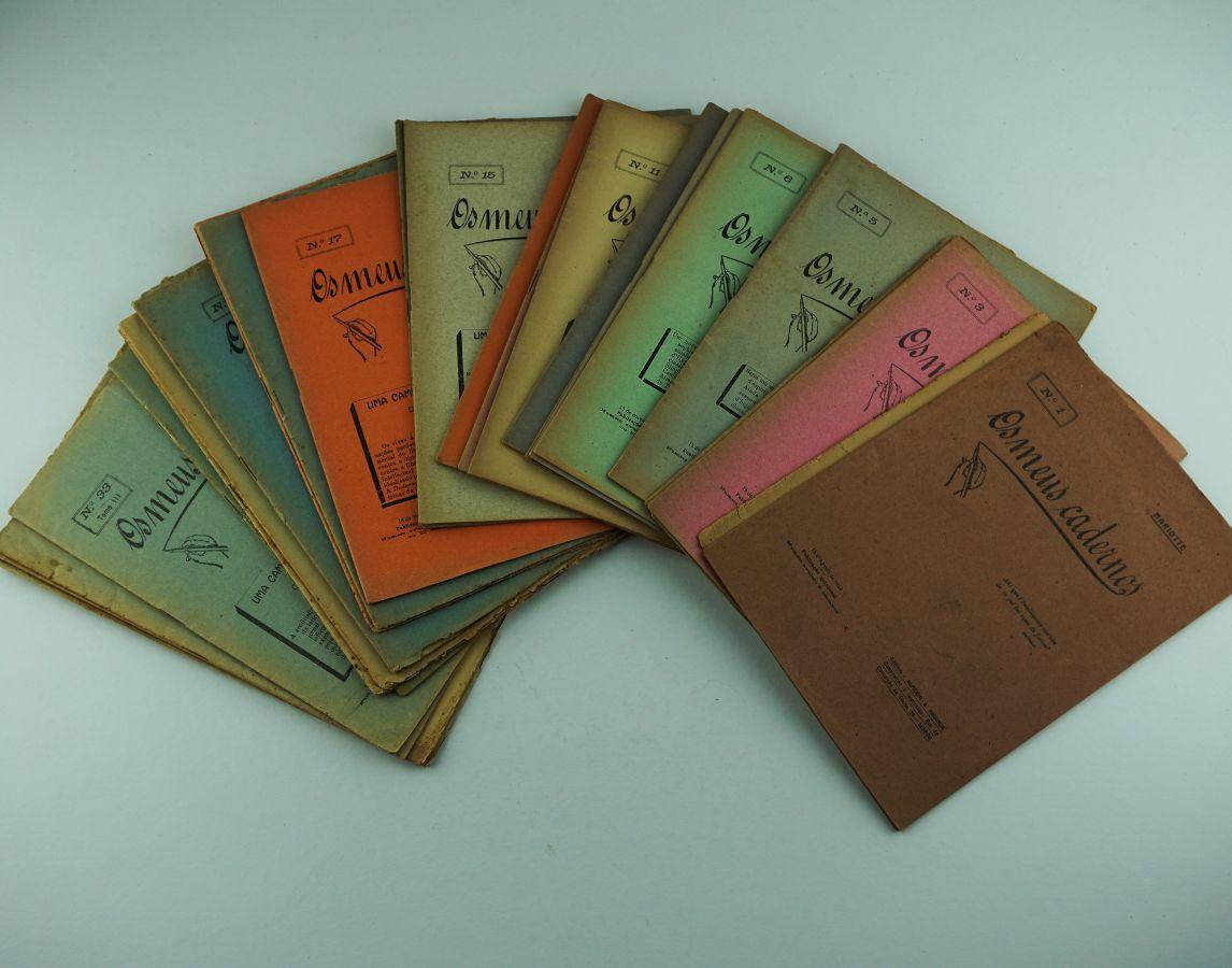Os Meus Cadernos – publicação integralista (1913- 1916)