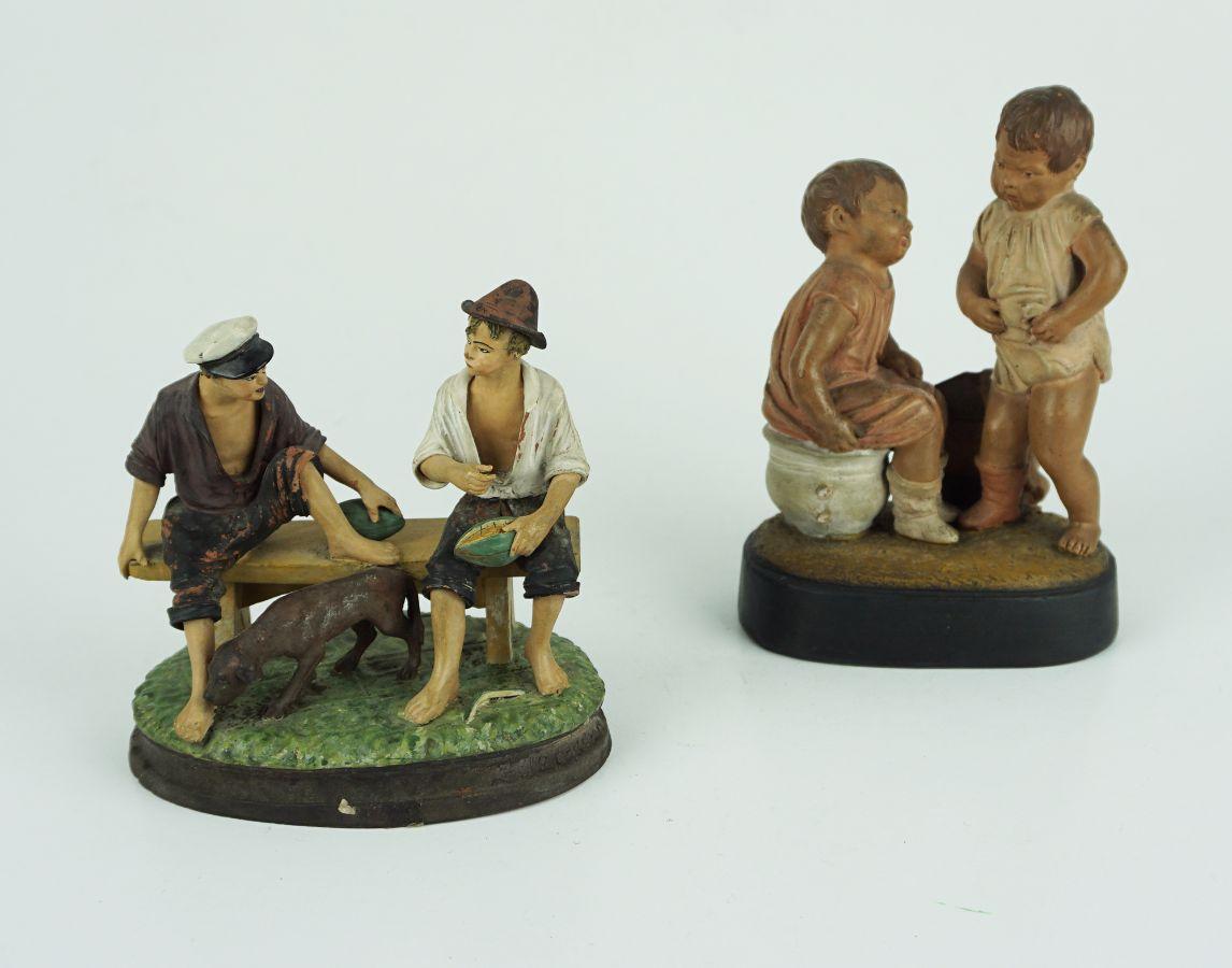 2 Grupos escultóricos
