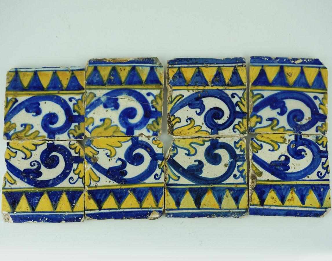 8 Azulejos Antigos