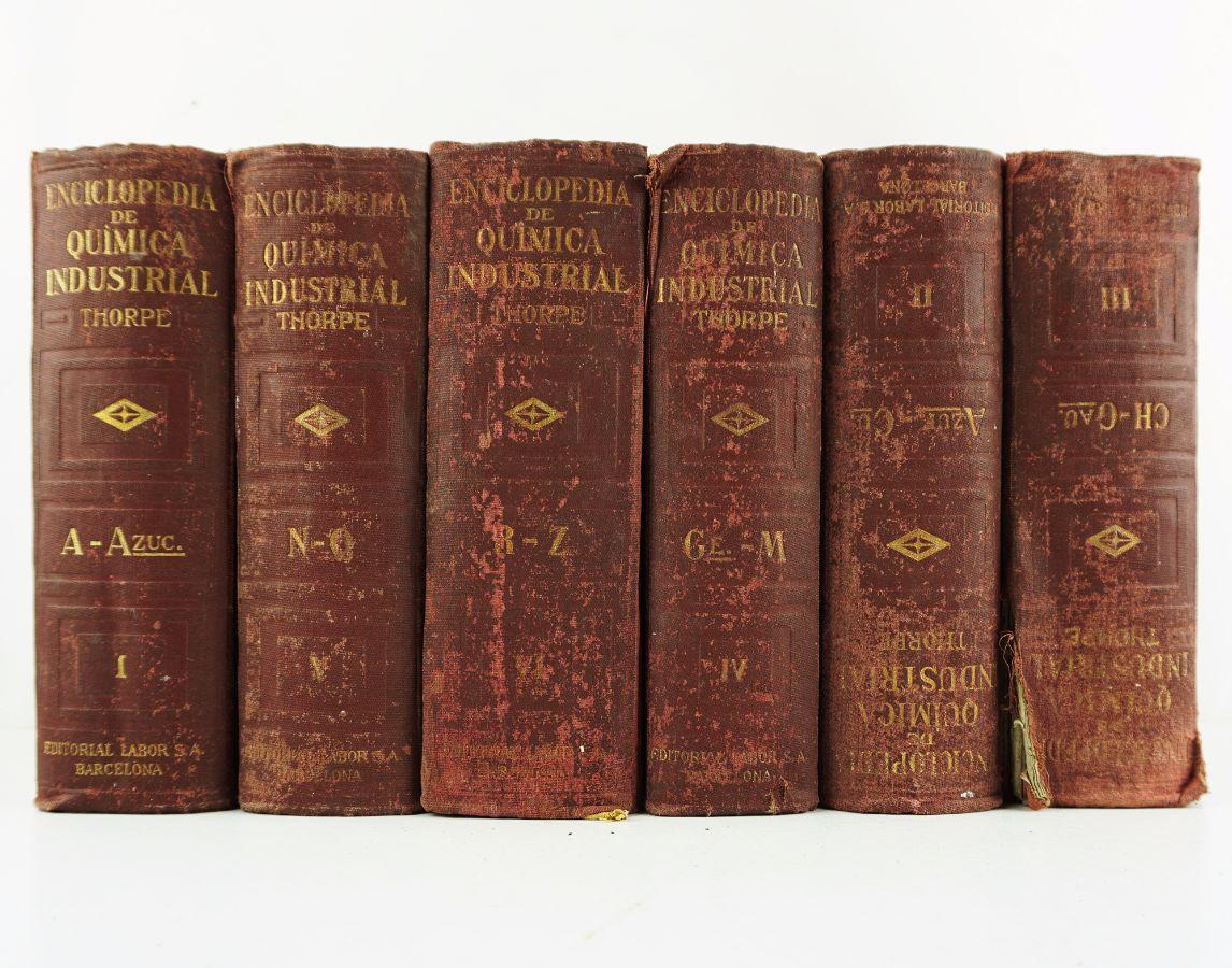 Enciclopédia de Química Industrial