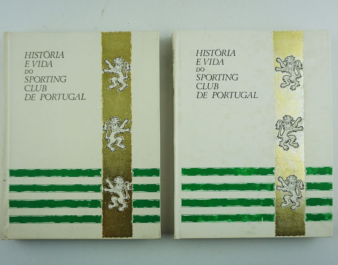 História e Vida do Sporting Clube de Portugal