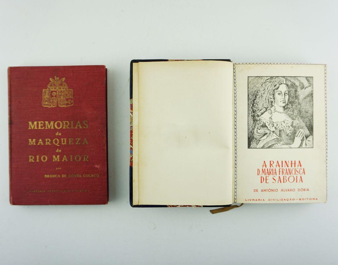 2 Livros Biográficos