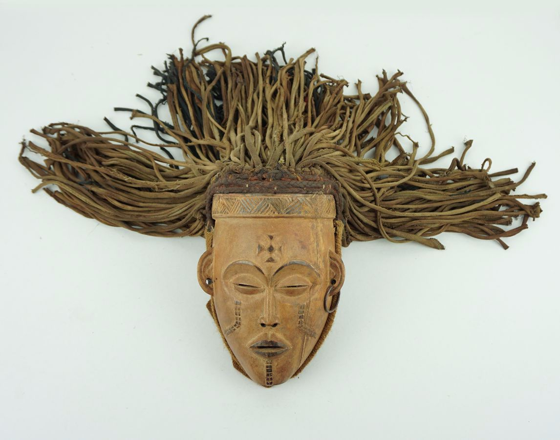 Máscara Tchokwe