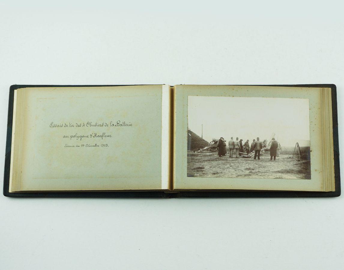 EXÉRCITO PORTUGÊS – SCHNEIDER & Cie. 1903