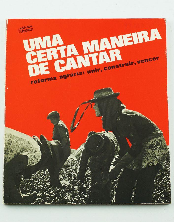 UMA CERTA MANEIRA DE CANTAR