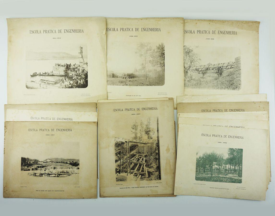 ESCOLA PRÁTICA DE ENGENHARIA 1894 – 1896