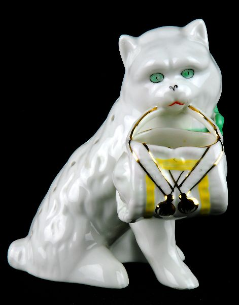 Paliteiro em Porcelana