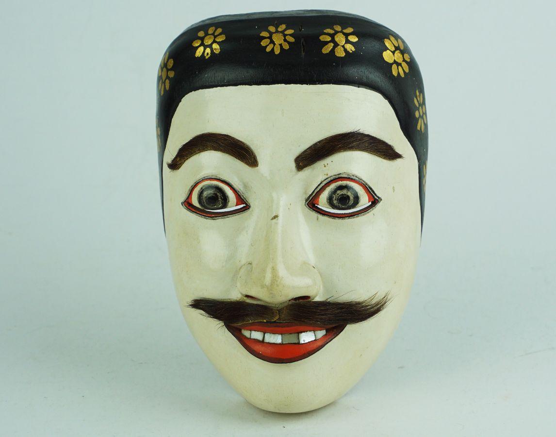 Máscara da Indonésia