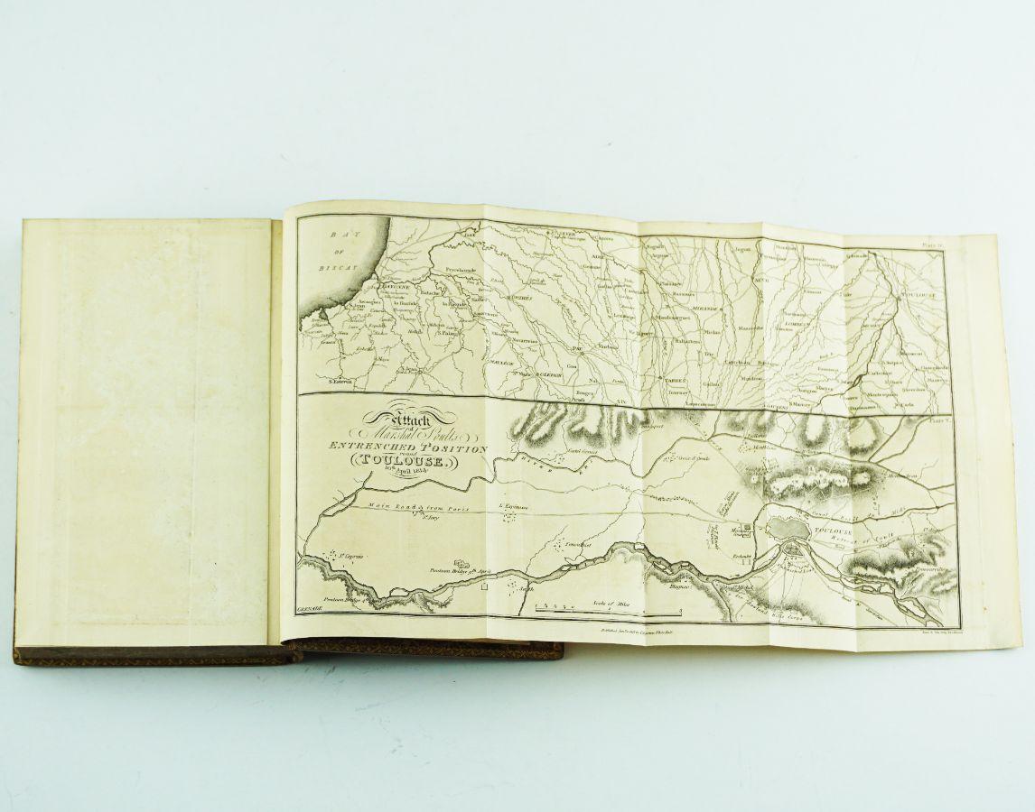Clássica e rara obra do Coronel John Jones sobre a Guerra Peninsular (1818)