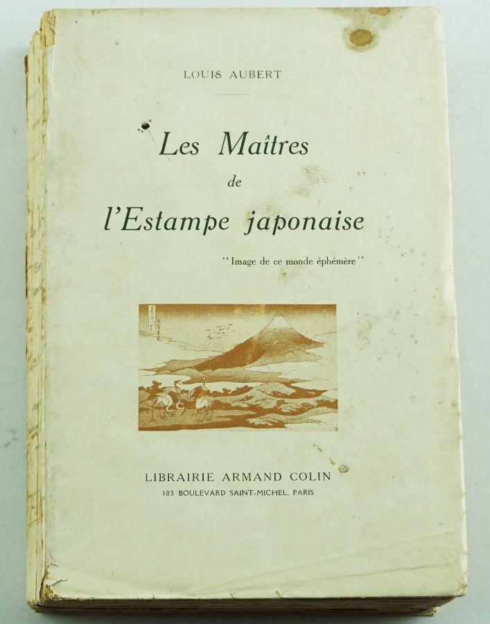 Livro sobre Gravuras Japoneses