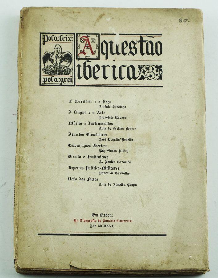 Integralismo Lusitano - A Questão Ibérica