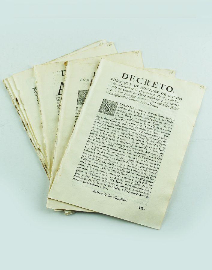Legislação Militar do Rei D. José I