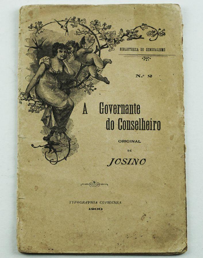 Livro erótico português clandestino