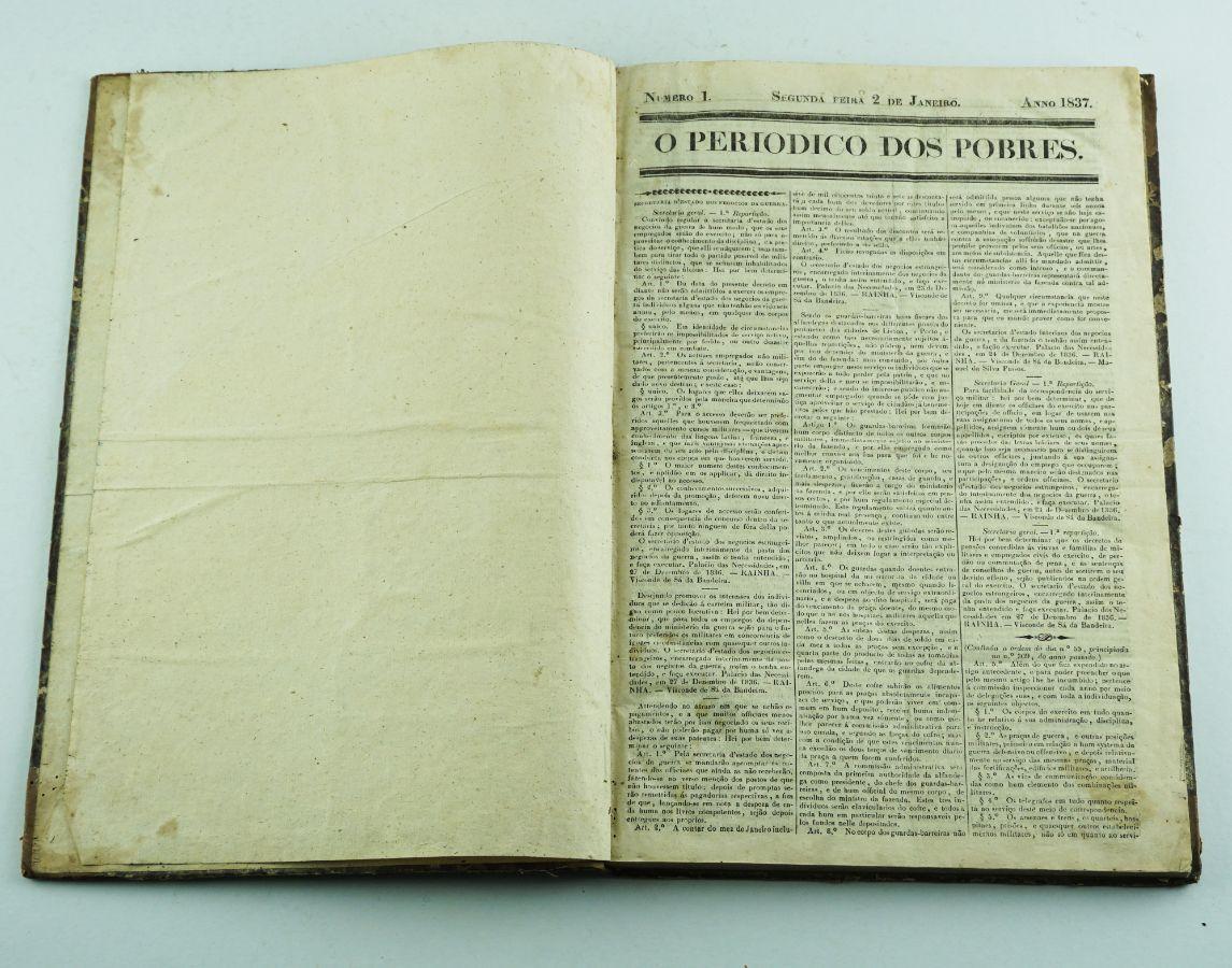 O Periódico dos Pobres (1837)