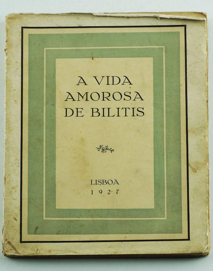 A Vida Amorosa de Bilitis (927)