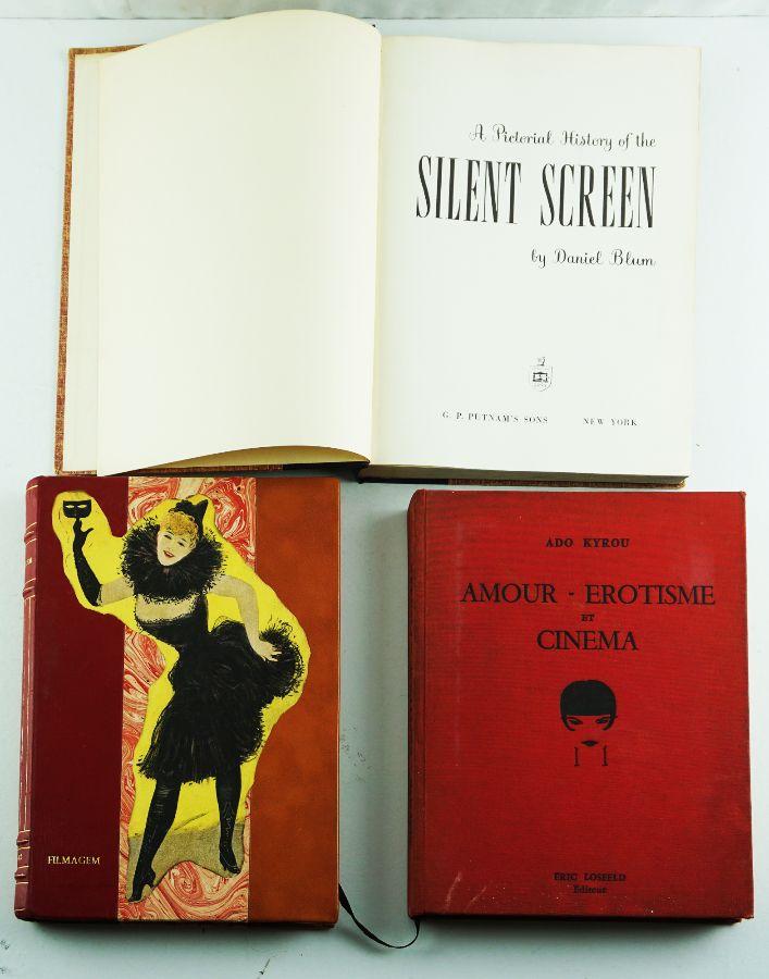 3 Livros sobre Cinema