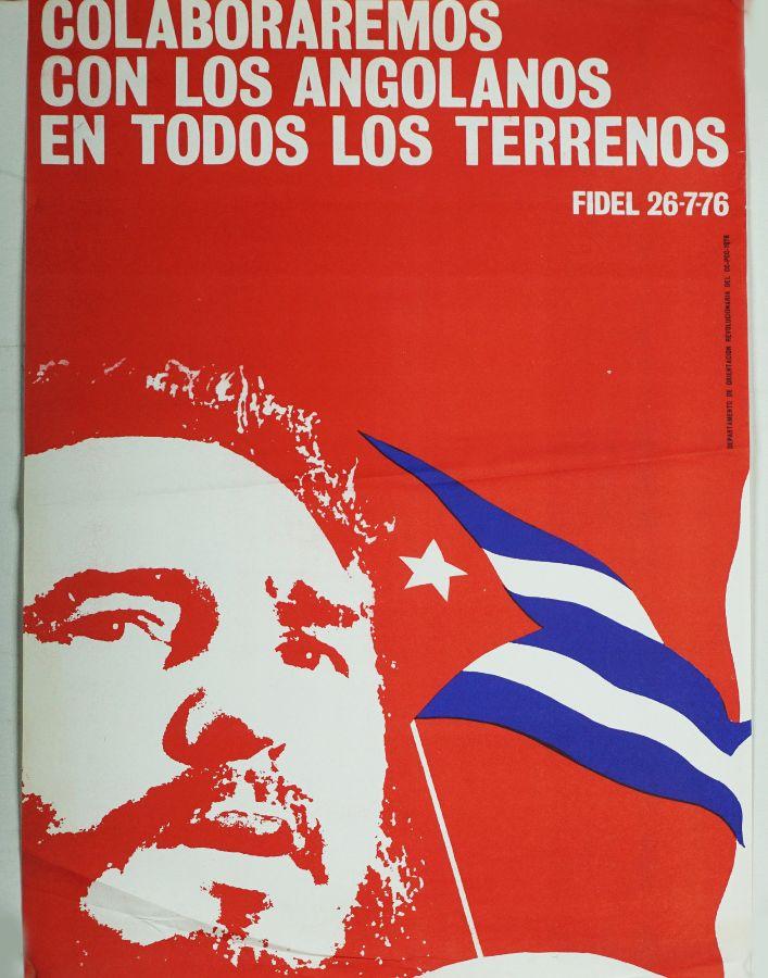 Cartazes políticos dos anos setenta