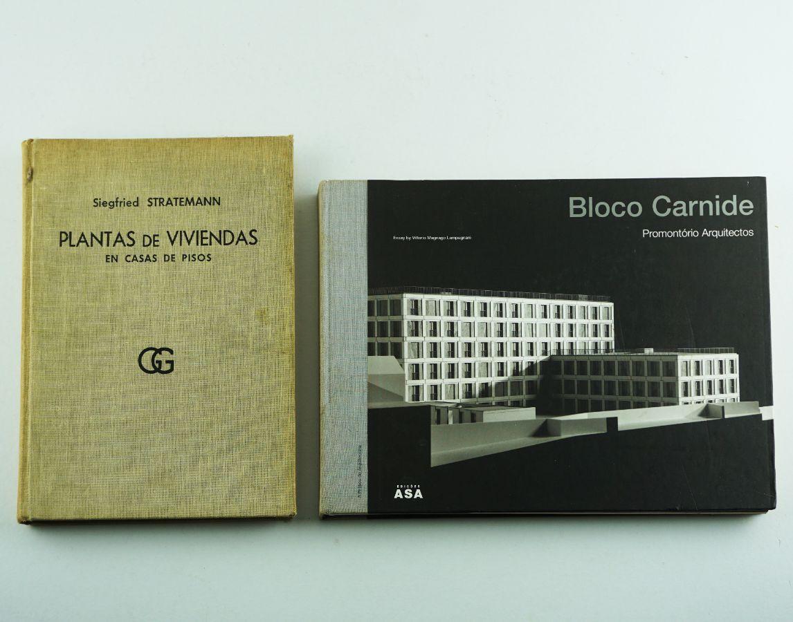 2 Livros de Arquitectura