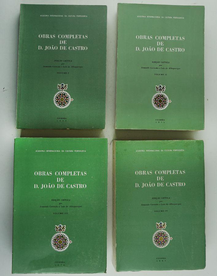 Obras completas de D. João de Castro