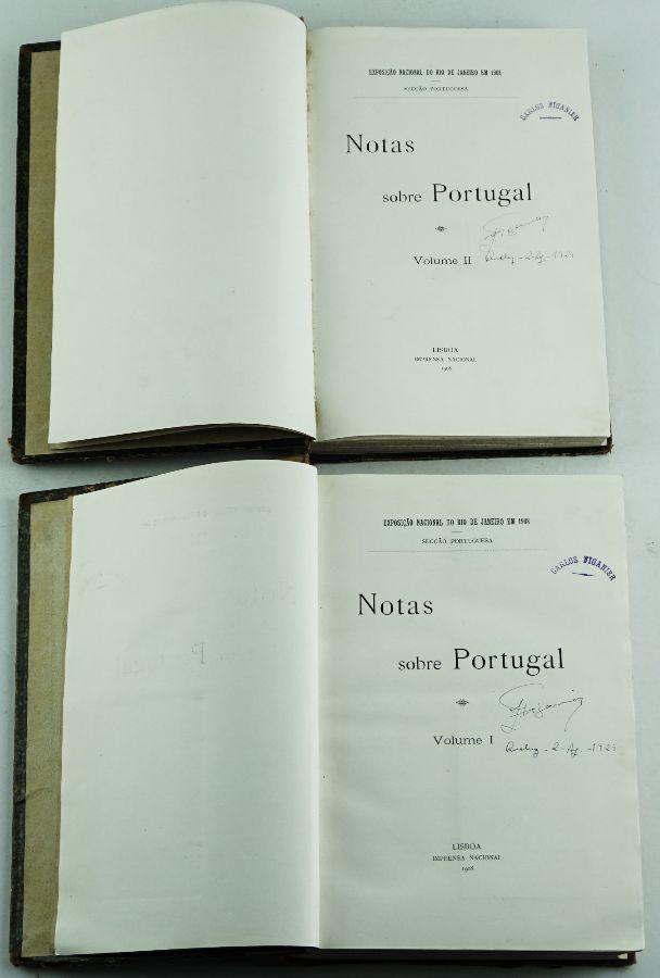 Notas sobre Portugal