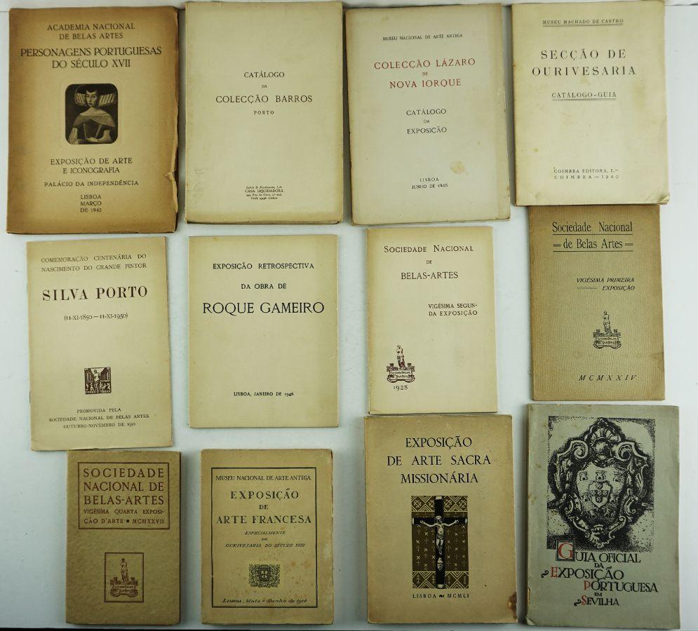 Catálogos de Exposições