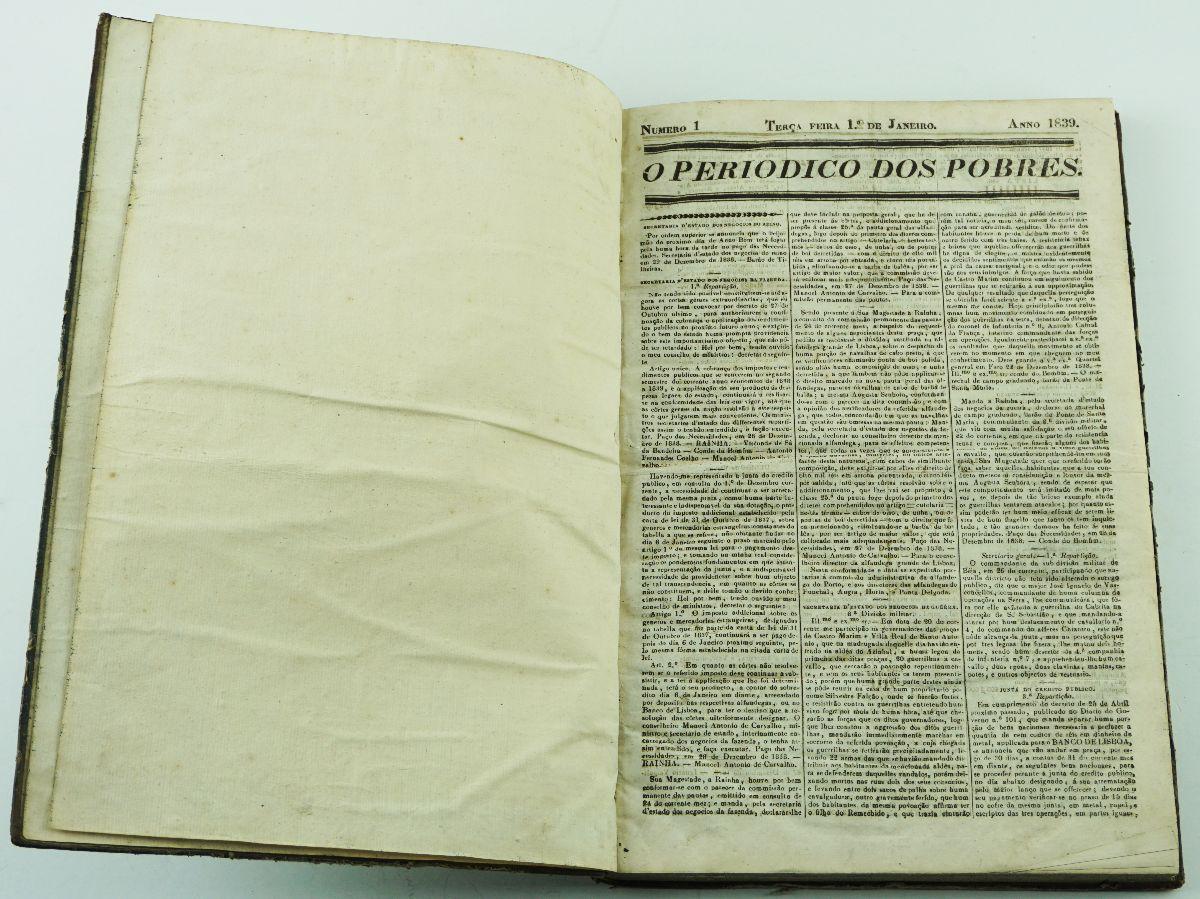 O Periódico dos Pobres (1839)