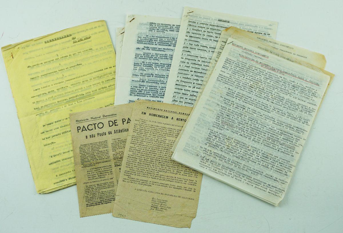 Movimento Nacional Democrático (1950-1954)