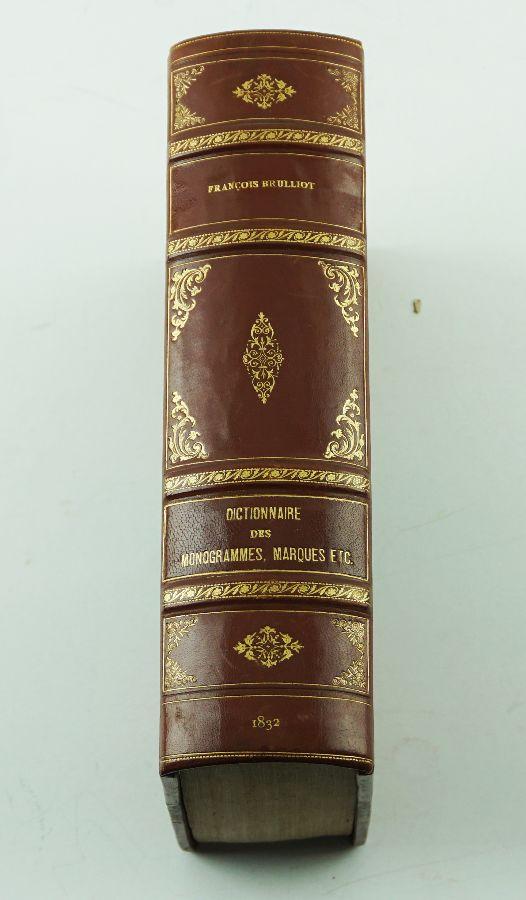 Dictionnaire des Monogrammes